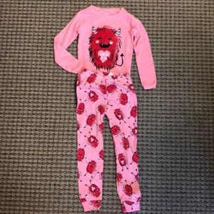 Jammies for your love monster!